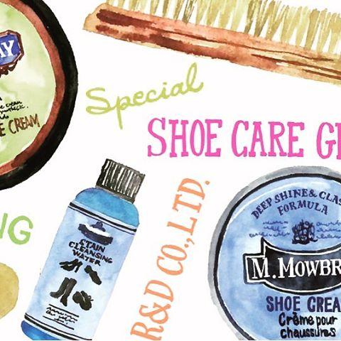 ●靴磨き女子部●無印良品 池袋西武ワークショップ「靴磨きのススメ」自分で出来る毎日のシューケアや靴磨きの方法を学ぶワークショップを開催します。ご愛用の靴を大事にメンテナンスすることは、自分に向き合って人生をより豊かに過ごすことに繋がります。ぜひお気軽にシューズを一足ご持参の上、みんなで一緒にテーブルを囲んで楽しい時間を過ごしましょう。※参加条件ご愛用の革靴を1足お待ちください。その他のケアキットなどはご用意しております。開催日:2016年9月18日(日)開催時間:①11:00〜12:30②14:00〜15:30③16:30〜18:00時間:約90分間開催場所:無印良品 西武池袋参加費:500円講師:靴磨き女子部参加対象:特になし定員:12名(合計36名)申し込み方法は下記ページ詳細からご覧ください。https://www.muji.com/jp/events/3787/無印良品HPイベントからご覧いただけます!