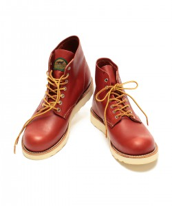 RED WING×BEAMS / Irish Setter Round Toe