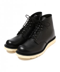 RED WING×BEAMS / Irish Setter Black Round Toe