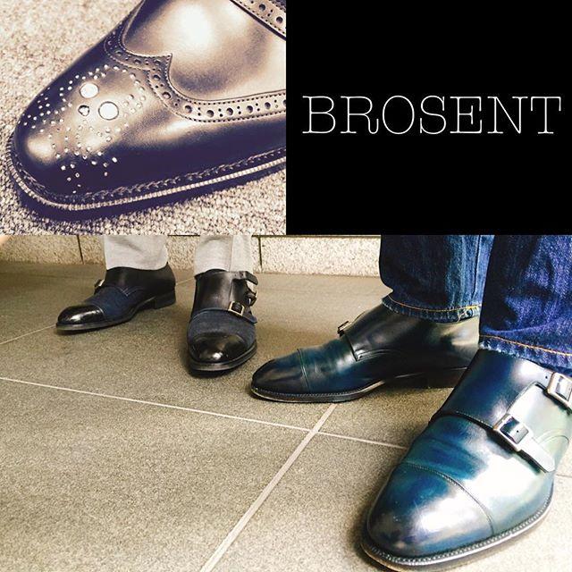 ステキな靴を発見!!スワロフスキーでスカルモチーフですキラキラ好きにはたまらない…HP:@shoecaregirls #靴磨き女子部#靴磨き女子部ピンクレンジャー#本日の足元チラ#ootd#ダブルモンク#色が素敵#良い匂い#靴好き#brosent#mowbraymania
