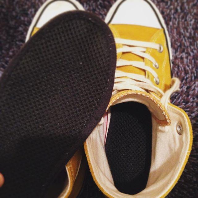 ドライアップで足ムレ予防!女性で足ムレ気になる人にオススメです#靴磨き女子部オノシャルD #インソール #ドライアップ#足ムレ対策