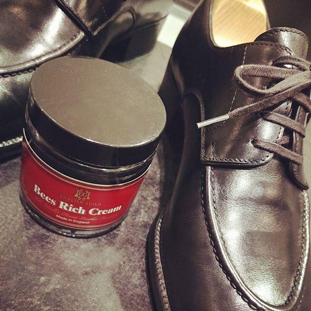 レディースシューズもキーパー入れときたいですよね!#靴 #mowbraymania #大吟嬢 #サルトレカミエ