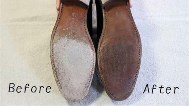 .靴磨き女子部 Shoe Care Recipe 15回目はレザーソールのお手入れ方法ですカサカサの靴底をケアしてみよう!見えない部分のお手入れもできちゃう女子力アップ間違いなしです。詳細は靴磨き女子部ホームページのRECIPEからご覧いただけます。毎月1回更新中♡.HP:@shoecaregirls#靴磨き女子部 #足元倶楽部 #靴磨き女子部t #おしゃれさんと繋がりたい #足元くら部 #9月23日は靴磨きの日 #レザーソール #動画で見るシリーズ #仕事靴 #動画で見るシューケアレシピ #ソールモイスチャライザー #靴磨き #シューケア #靴磨きの日2018 #アビーレザースティック #shoecaregirls #mmowbray #mowbraymania #followme #shoecare #asakusa #革底...
