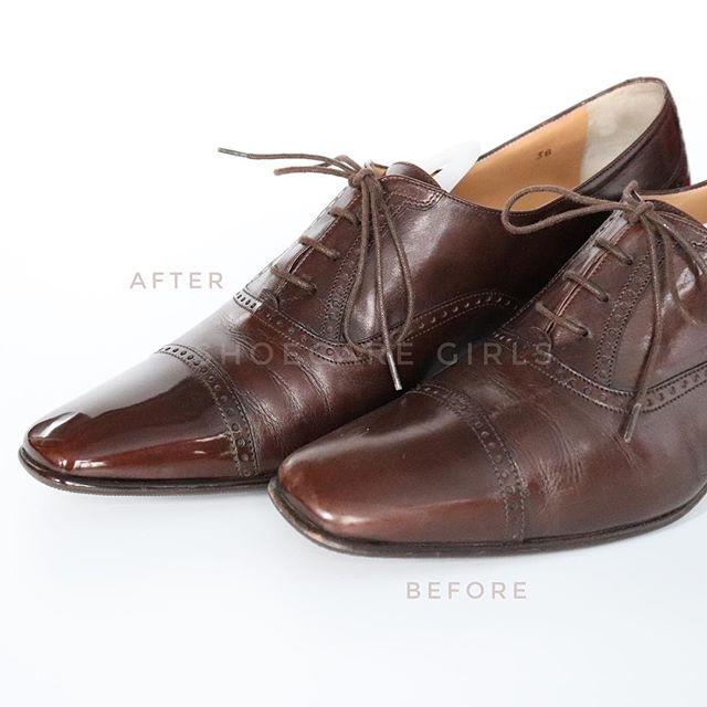 .秋の夜長に靴磨き今週はいよいよ靴磨き選手権予選です最近購入した靴を@fans.asakusaでちゅるるん仕様にしてもらいました。たまには変化もいいですね︎ .**********HP:@shoecaregirls#靴磨き女子部 #足元倶楽部 #あしもと倶楽部 #おしゃれさんと繋がりたい #高まる女子力 #秋の夜長 #ハイシャイン #鏡面磨き #靴磨き #ハイシャインポリッシュ#ビジネスマン #トラディショナルワックス凄い #ちゅるるん #9月23日は靴磨きの日 #靴磨き女子部t #shoecare #shoecaregirls #mowbraymania #asakusa .
