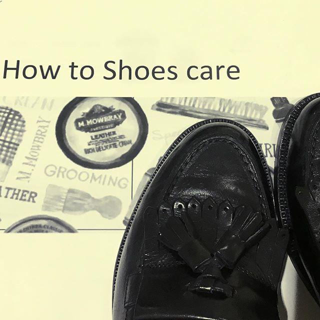 週末の靴のお手入れ相談会、たくさんのご参加ありがとうございました! 「女子部…︎」と驚かせてしまった方もいらっしゃったかもしれませんね😎ワークショップはイベント限定ですが、スタッフは常駐しているので「あれ?」と思った時はいつでもご相談ください。ワークシートを見返しながら、是非ご自宅でも【長く美しく履いていくためのシューケア】を実践して頂けたら嬉しいですまたお会いしましょう〜!
