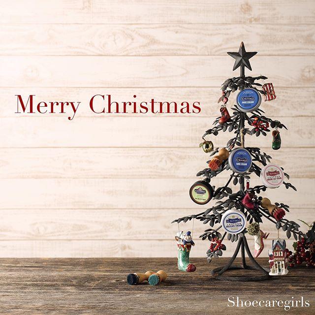 メリークリスマス皆さんはどんなクリスマスをお過ごしですか?@shoecaregirls