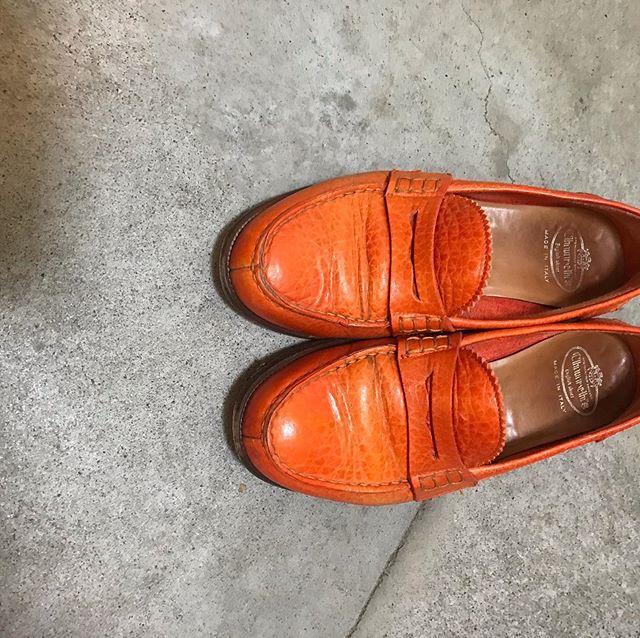 明るい色の靴が履きたいお手入れしてから